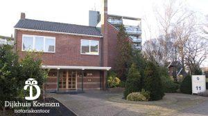 kantoor notaris Dijkhuis-Koeman Koog aan de Zaan